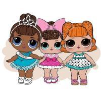 Куклы LOL (ЛОЛ)
