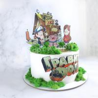 Торт №11 - Гравити Фолз
