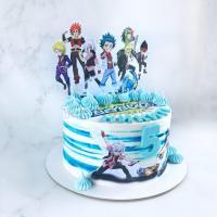 торт бейБлэйд для мальчика