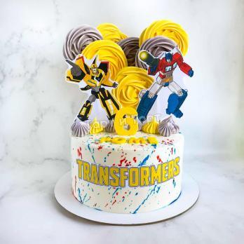 Торт №13 - Трансформеры