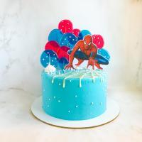 Торт №17 - Человек Паук