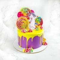 Торт №32 - Дэб единорожка