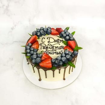 торт с ягодами купить спб