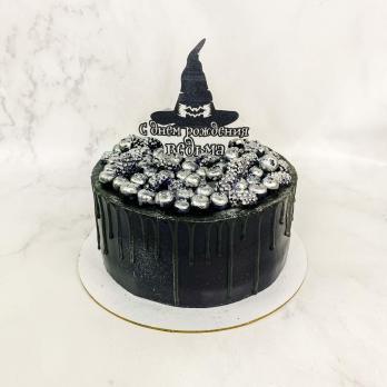 торт подруге на день рождения