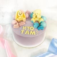 Торт №184 - Кто там