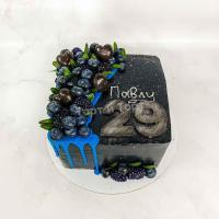 брутальный торт