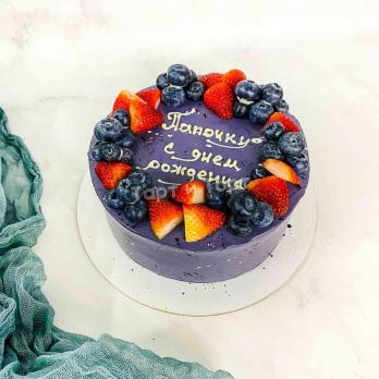 торт папе на день рождения