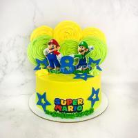 торт с марио