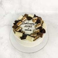 торт папе и мужу