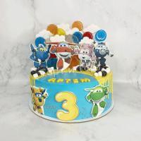 Торт №305 - Суперкрылья