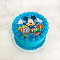 торт мальчику с микки