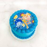 торт фиксики для девочки