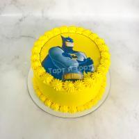 Торт №377 - Фотопечать Бетмен