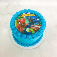 Торт №383 - Человек Паук