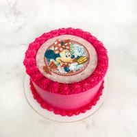 Торт №393 - Минни Маус