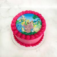 торт с принцессами спб