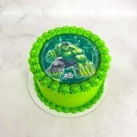 Торт №415 - Халк