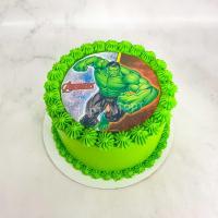 Торт №416 - Блин Халк