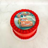 Торт №456 -  Тачки