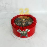 Торт 476 - Варкрафт