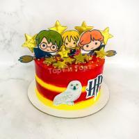торт мальчику гарри поттер