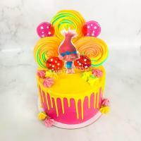Торт №495 - Розочка