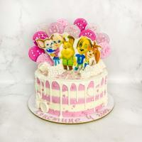 Торт №508 - Барбоскины