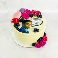 торт на заказ подруге