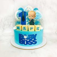 Торт №312 - Босс-молокосос мальчику