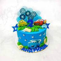 Торт №372 - Тачки