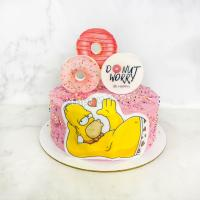 Торт №123 - Симпсоны Гамер