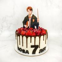 Торт №483 - Гарри Поттер и ягоды
