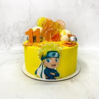 Торт №337 - Наруто