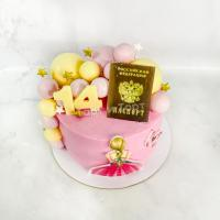 Торт №22 - Паспорт 14 лет