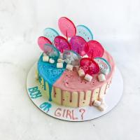 Торт №554 - boy or girl?
