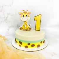 Торт №700 - С жирафиком